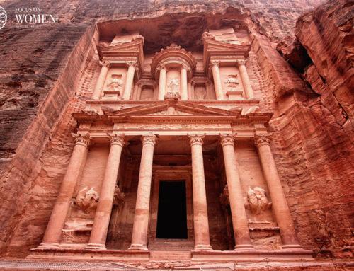 Jordania: un soplo de Occidente en Oriente