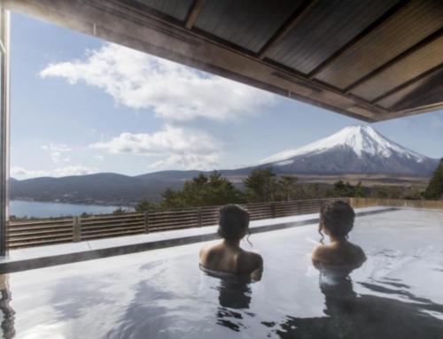Los onsens en Japon, un paraíso para mujeres