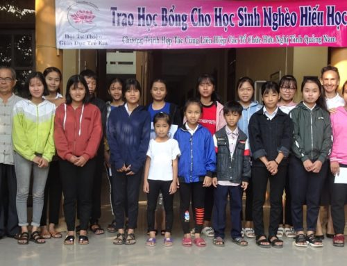 Recuperar a la mujer perdida de Vietnam: la Children's Education Foundation