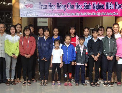 Recuperar a la mujer perdida de Vietnam: la Children's Education Foundation