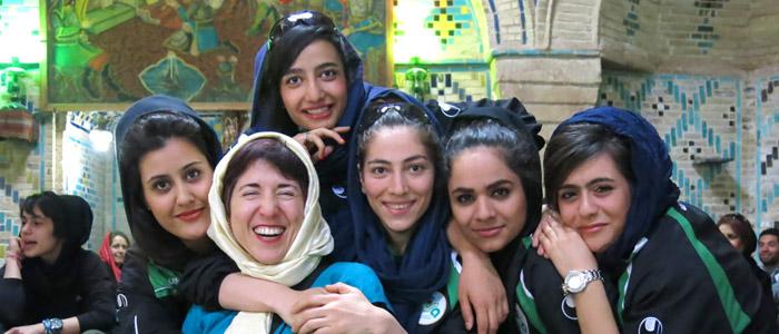 Viajar a Irán con Focus On Women