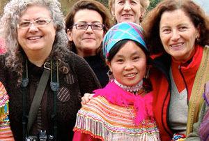 Viajeras Focus On Women a Vietnam