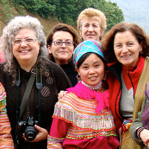 Viajeras Focus On Women a Vietnam