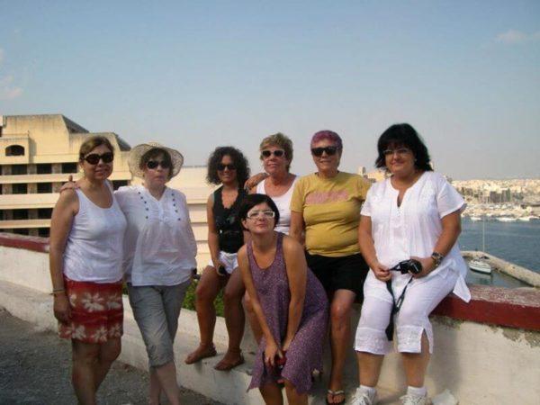 A nuestras amigas FOW siempre les hace buen tiempo cuando van con Focus On Women.