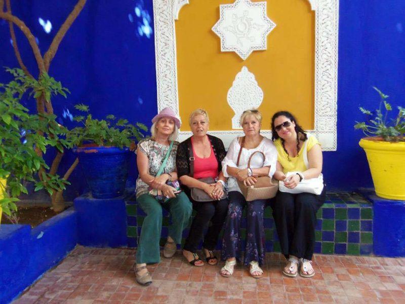 Jardínes-Majorelle-Marrakech-Focus-On-Women