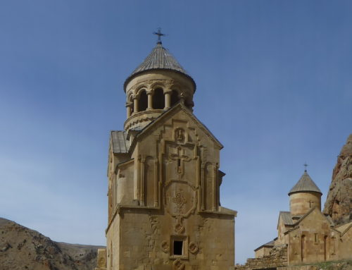 Armenia, el Tíbet del cristianismo