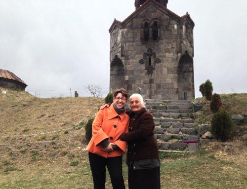 Viajar a Armenia a través de los ojos de Alice Fauveau