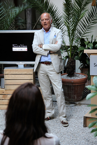 Jorge Alvarez Cascos, D'Mystic, propietario, emprendedor, hombreFOW, colaborador, FOW, Solidaria, FOcus On Women