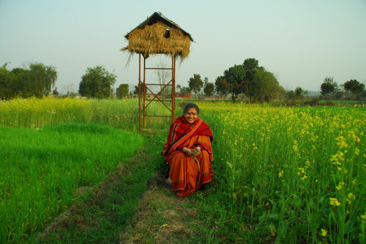 Vandana Shiva, ecología, ecofeminismo, femenismo