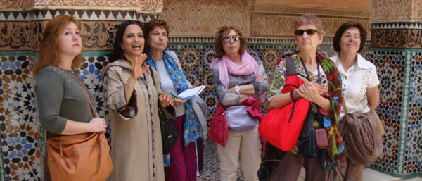 Viajar sola a Marrakech con Focus On Women