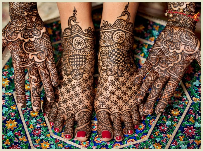 tatuajes, marruecos, henna