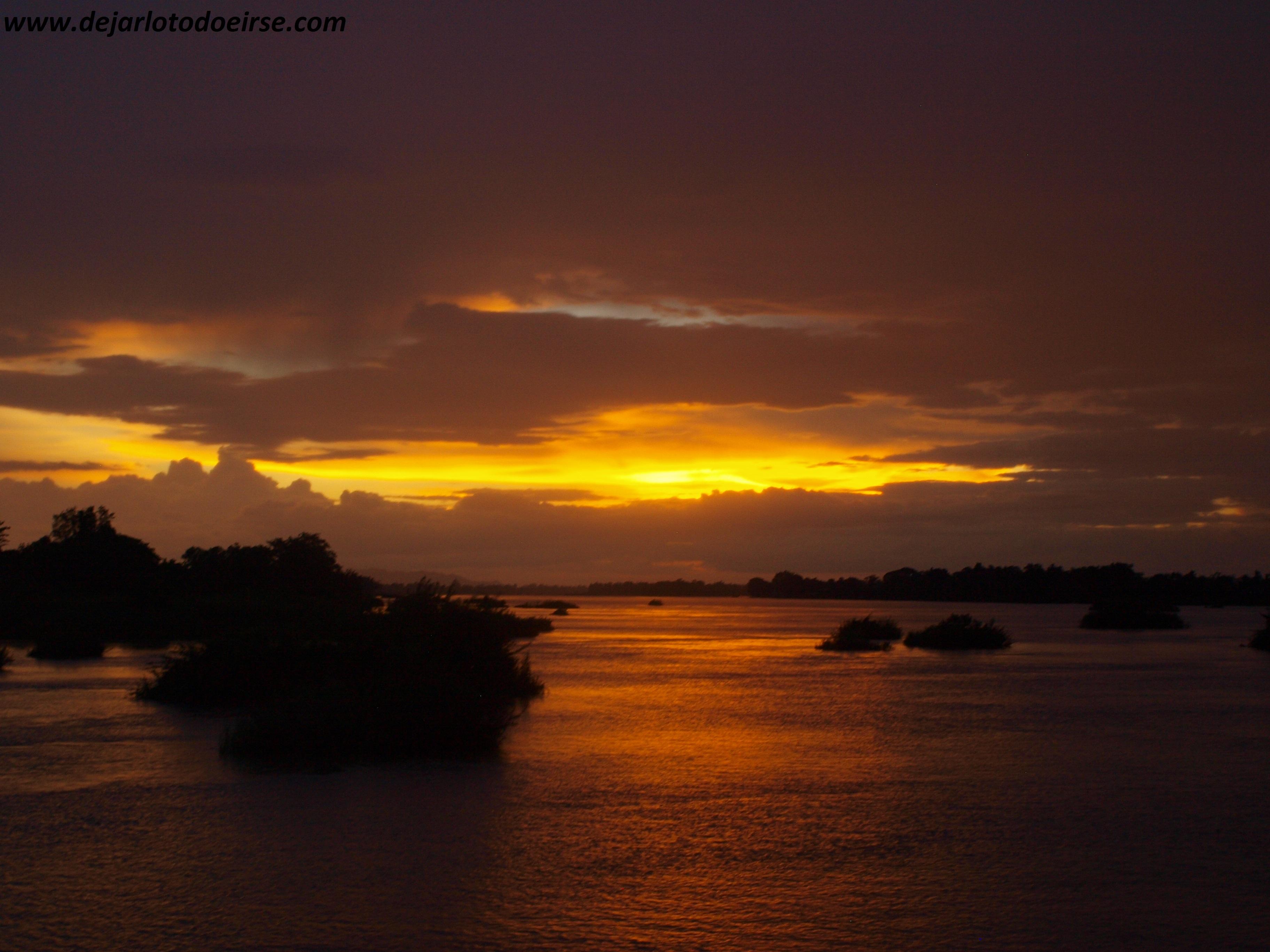 Viajar sola Laos 4000 islas
