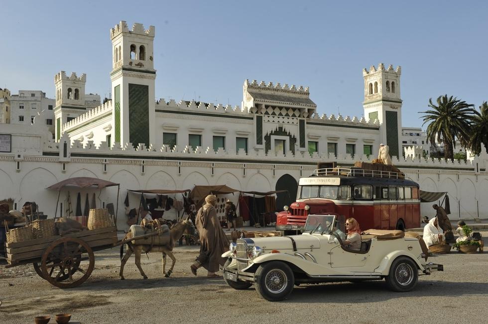 Tanger centro viajar sola