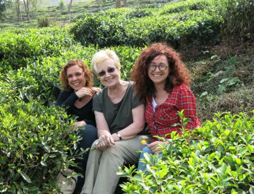 Anne: Viajar sola a India del Norte con FOW