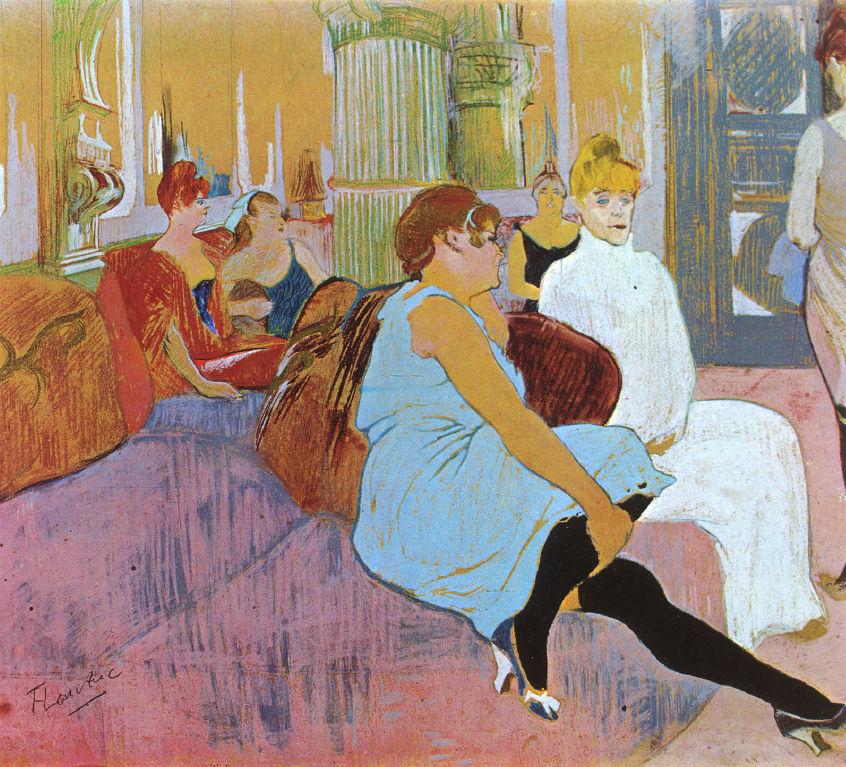 Moulin rouge toulouse lautrec | Focus On Women