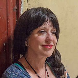 Becky Kiser, fundadora y alma de Trampled Rose