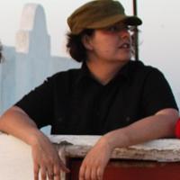 "Leonor Miró, directora del documental ""Lluvia del Norte"""