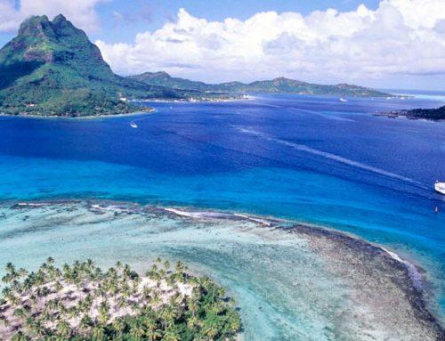 Polinesia, las islas que emergieron del mar.