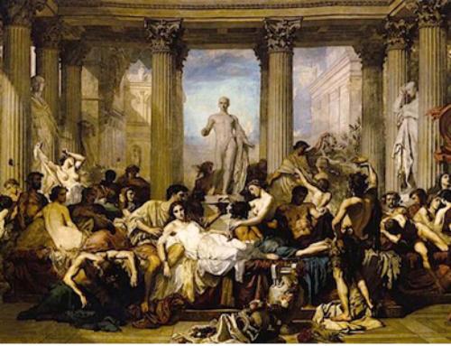 Saturnalias, la fiesta pagana que se convirtió en Navidad
