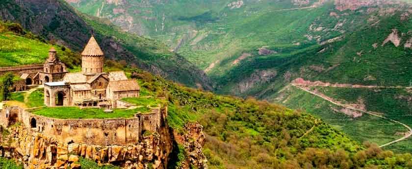 Viajar Sola a Armenia