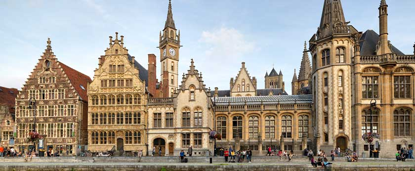 Viajar sola a Bélgica