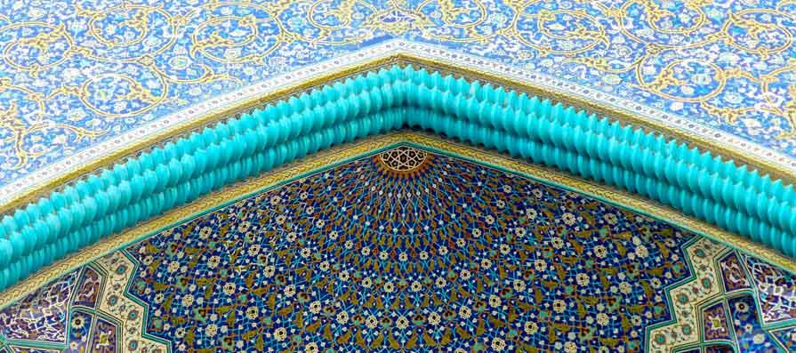 Viajar Sola a Irán