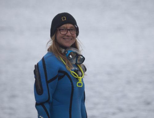 Dolores Elkin, la primera arqueóloga marina del Cono Sur