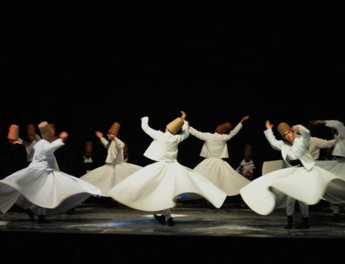La danza de los planetas en Estambul. Derviches y sufismo
