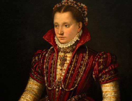 Lavinia Fontana, la pintora del Renacimiento italiano