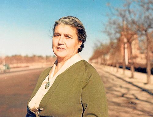 María Moliner, la mujer que escribió a lápiz un diccionario mayor que el de la RAE