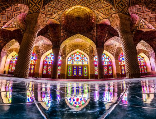 Poesía, el alma eterna de Iran.