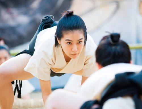 Mujeres en el sumo, a la conquista del ring.