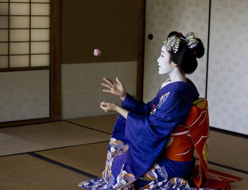 Así es la vida de una geisha