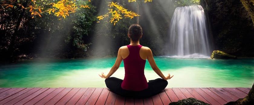 yoga entre mujeres directivas