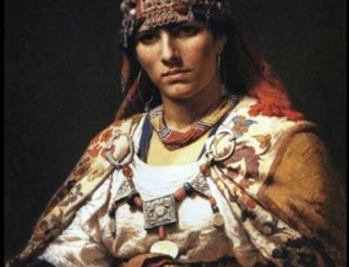 Dahia, reina y guerrera de las mujeres bereberes
