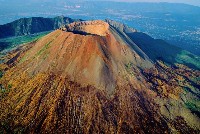 volcanes viajar sola en grupo