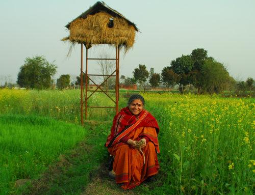Vandana Shiva, un premio Nobel muy inspirador