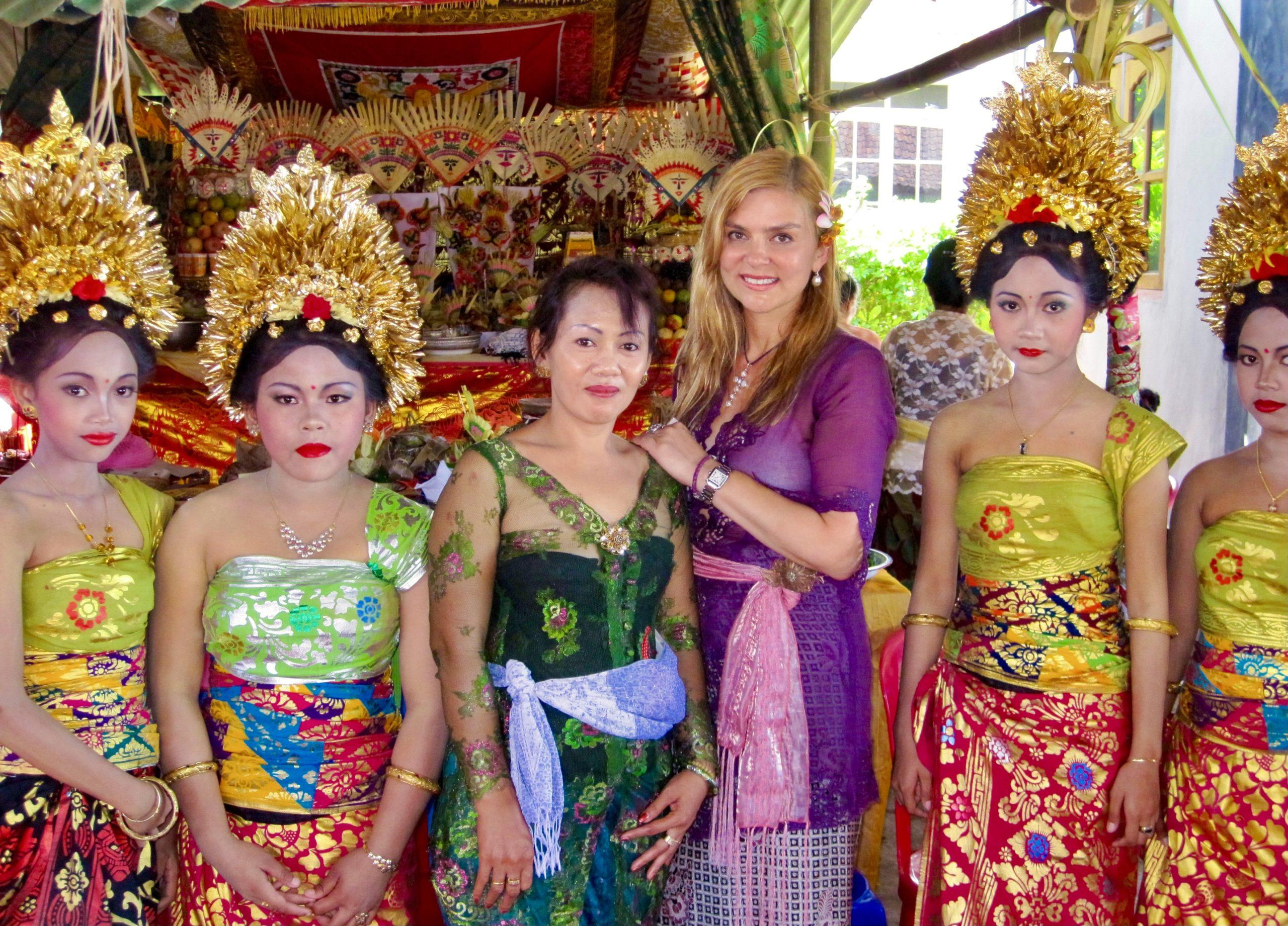 Viaja sola a Indonesia con Focus on Women y Alexandra Seegers