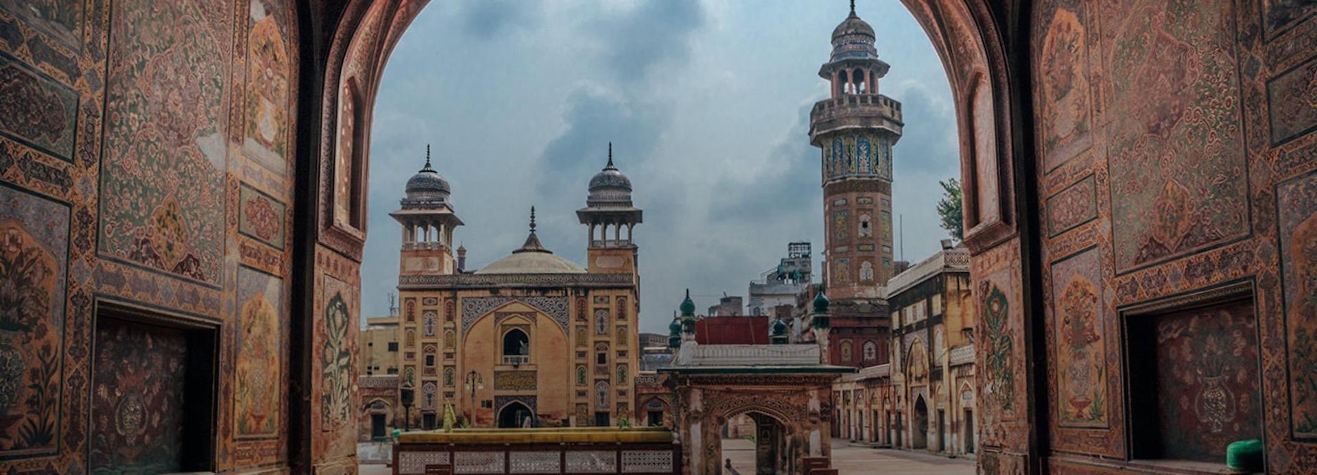 viajar a Lahore sola